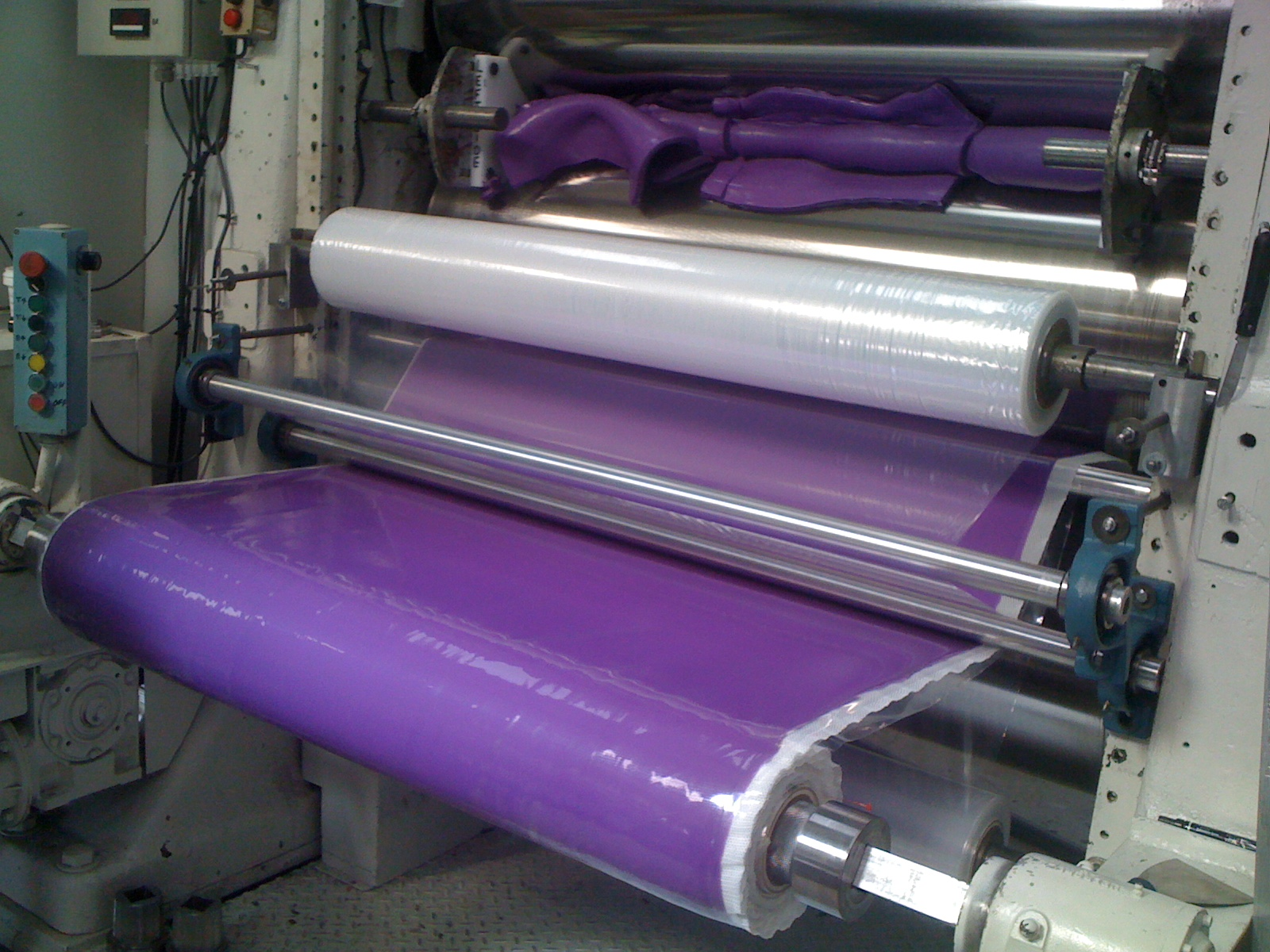 Technical Rubber Solutions Calendering